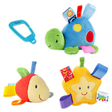 Buy Taggies Soothing Sea Animal Links, Multi Online at johnlewis.com