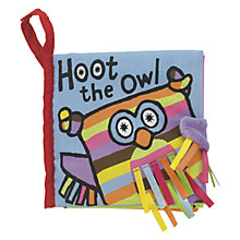 Buy Jellycat Hoot The Owl Book Online at johnlewis.com