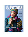 Patons Colourful Accessories Knitting and Crochet Leaflet