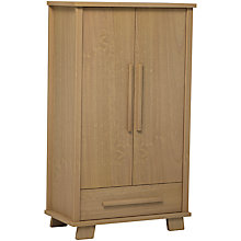 Buy John Lewis Stockholm Wardrobe, Ash Online at johnlewis.com