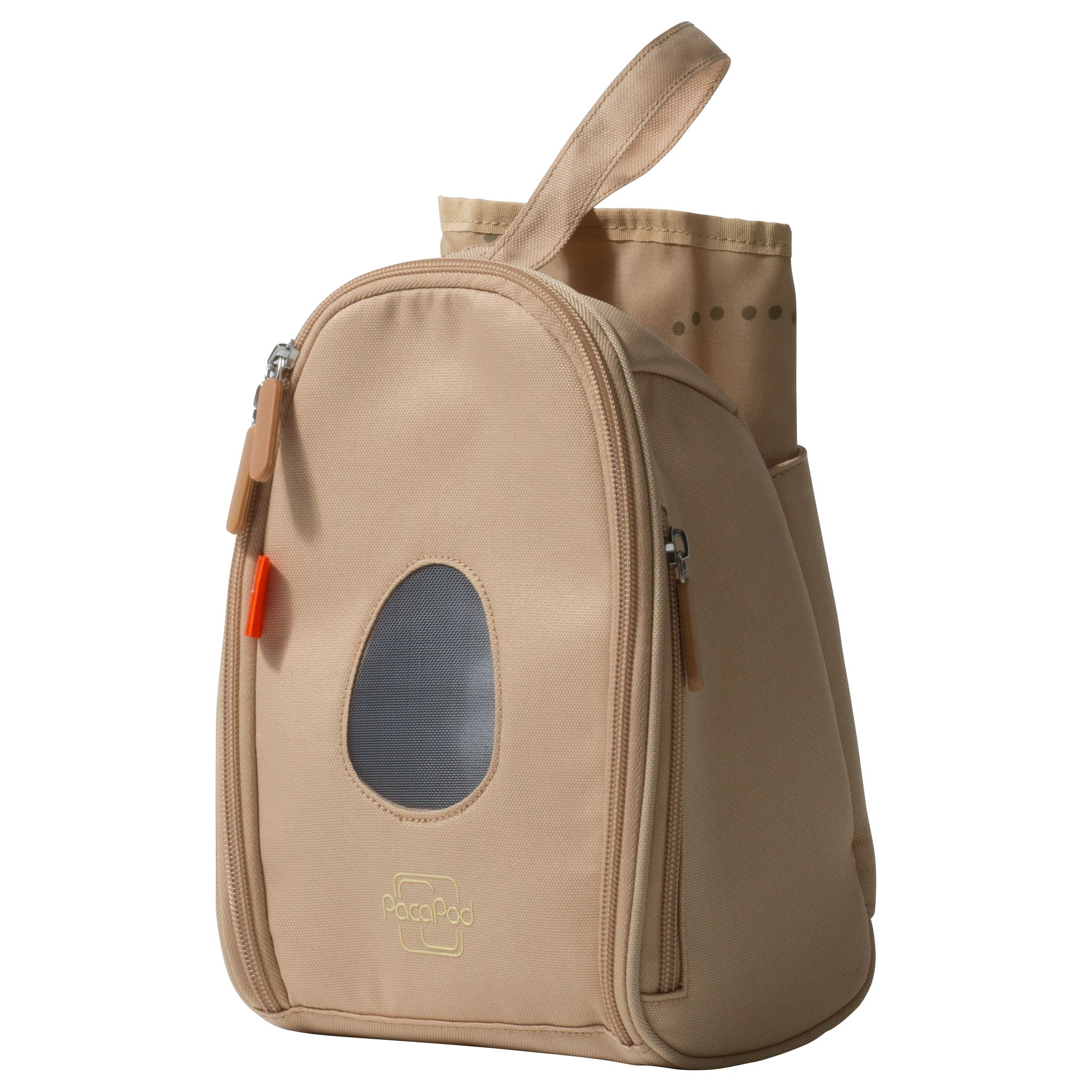 PacaPod PacaPod Changer Pod and Mat Changing Bag, Stone
