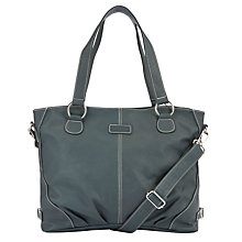 Buy Mia Tui Ella Bag, Steel Blue Online at johnlewis.com