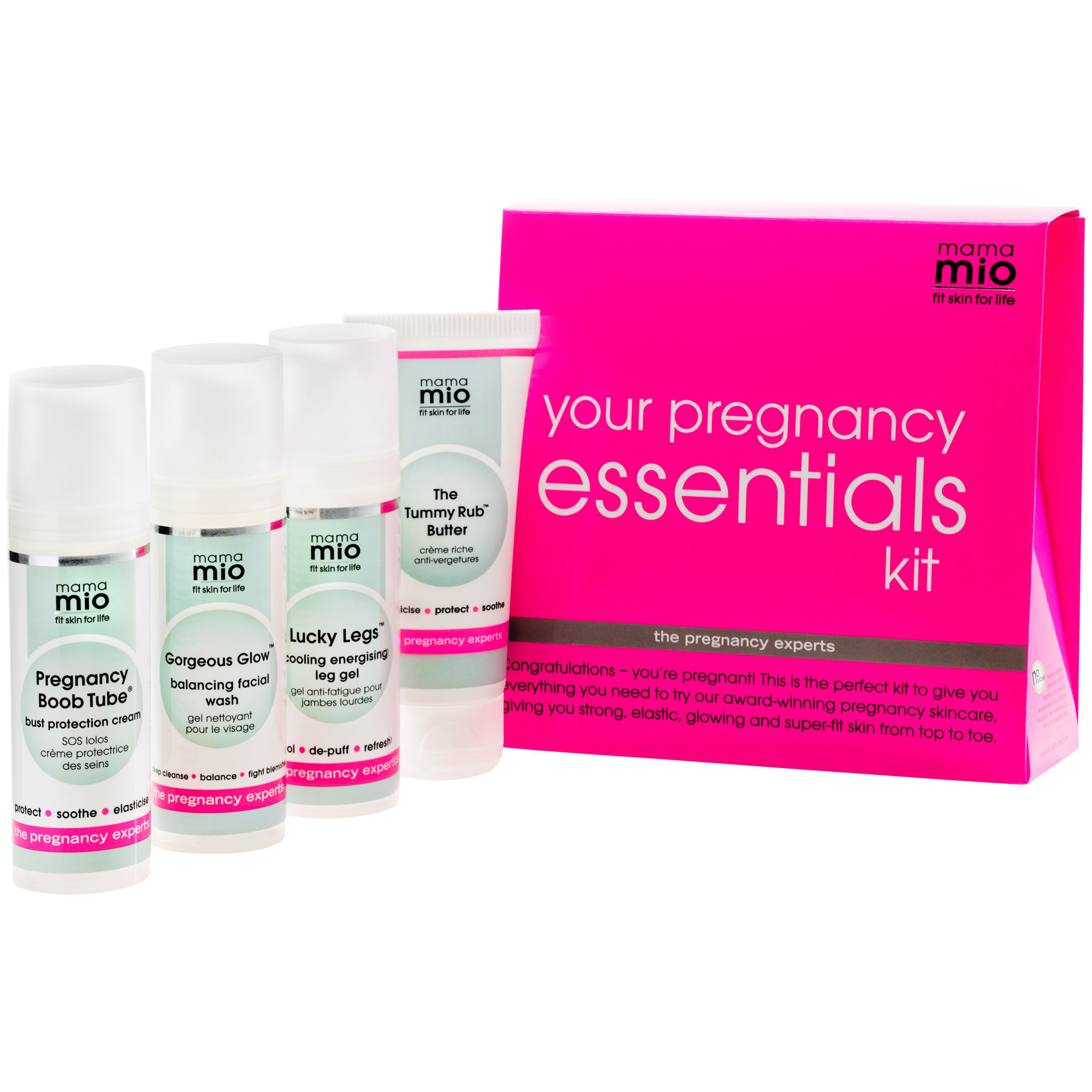 Mama Mio Mama Mio Your Pregnancy Essentials Kit