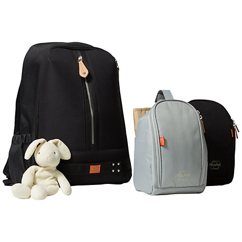 Buy PacaPod Picos Changing Bag, Black Online at johnlewis.com