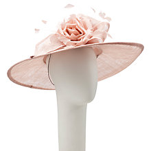 Buy John Lewis Soph Disc Flower Occasion Hat Online at johnlewis.com