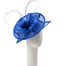 Buy John Lewis Rosy Small Disc Bow Fascinator Online at johnlewis.com