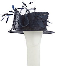 Buy John Lewis Piper Weave Crown Occasion Hat Online at johnlewis.com
