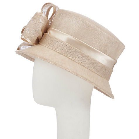 Buy John Lewis Holly Satin Down Brim Occasion Hat Online at johnlewis.com