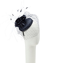 Buy John Lewis Lyn Flower Pillbox Fascinator Online at johnlewis.com