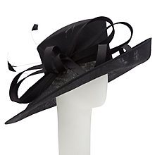 Buy John Lewis Polly Large Side Up Brim Occasion Hat Online at johnlewis.com