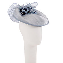 Buy John Lewis Roxy Disc Hat,  Pearl Online at johnlewis.com
