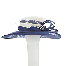 Buy John Lewis Aya Upturned Occasion Hat Online at johnlewis.com