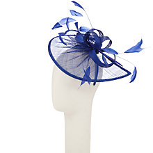 Buy Snoxells Disc Tear Drop Hat Fascinator Online at johnlewis.com