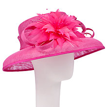 Buy John Lewis Hanna Medium Down Brim Occasion Hat Online at johnlewis.com