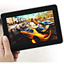 "Buy Amazon Kindle Fire HDX Tablet, Qualcomm Snapdragon, Fire OS, 7"", 16GB, Black Online at johnlewis.com"