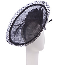 Buy John Lewis Charlie Window Disc Fascinator Online at johnlewis.com