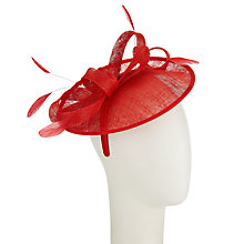 Buy John Lewis Beatrice Swirl Disc Fascinator Online at johnlewis.com