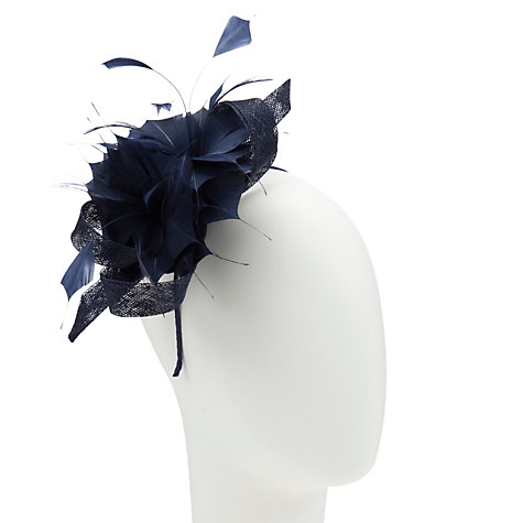 Buy John Lewis Lauren Feather Fascinator Online at johnlewis.com