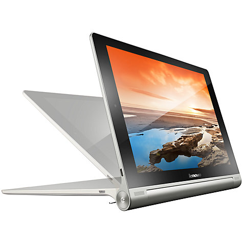 Buy Lenovo Yoga Tablet 8, Quad-core Processor, Android, 8, Wi-Fi, 16GB, Silver Online at johnlewis.com