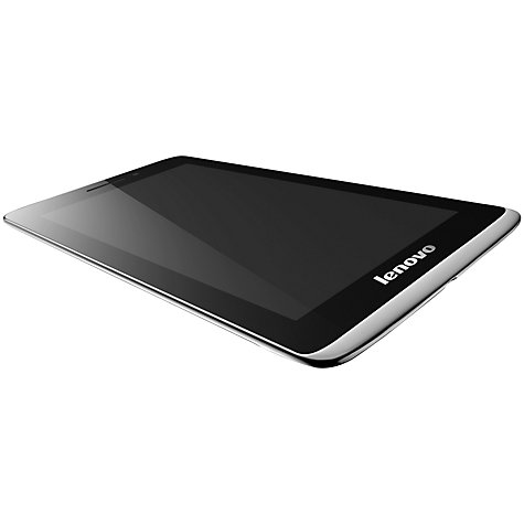 "Buy Lenovo IdeaTab S5000 Tablet, Quad-core Processor, Android, 7"", Wi-Fi & 3G, 16GB, Silver Grey Online at johnlewis.com"