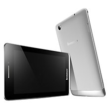 "Buy Lenovo IdeaTab S5000 Tablet, Quad-core Processor, Android, 7"", Wi-Fi, 16GB, Silver Grey Online at johnlewis.com"