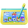 "Buy Samsung Galaxy Tab 3 Kids Tablet, Bumper & Carry Case, Marvell PXA, Android, 7"", Wi-Fi, 8GB, Yellow Online at johnlewis.com"