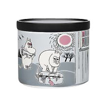 Buy Finland Arabia Moomin Storage Jar, 0.7L Online at johnlewis.com