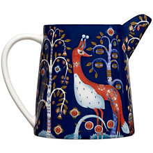 Buy Iittala Blue Taika Pitcher, 0.5L Online at johnlewis.com