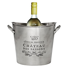 Buy Culinary Concepts Côtes de Provence Wine Cooler Online at johnlewis.com