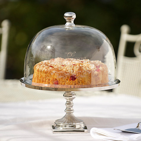 Buy Culinary Concepts Côtes de Provence Cake Stand Online at johnlewis.com