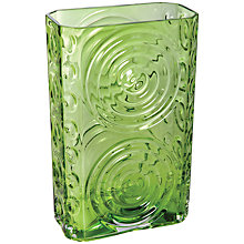 Buy Dartington Echo Rectangular Vase, Assorted Online at johnlewis.com