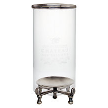 Buy Culinary Concepts Côtes de Provence Hurricane Lantern Online at johnlewis.com