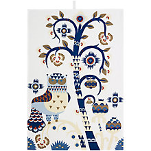 Buy Iittala Taika Tea Towel Online at johnlewis.com