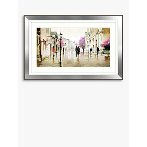 Buy Macneil Studio - Afternoon Stroll Framed Print, 73.5 x 113.5cm Online at johnlewis.com