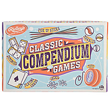 Buy Ridley's Compendium of Games Online at johnlewis.com