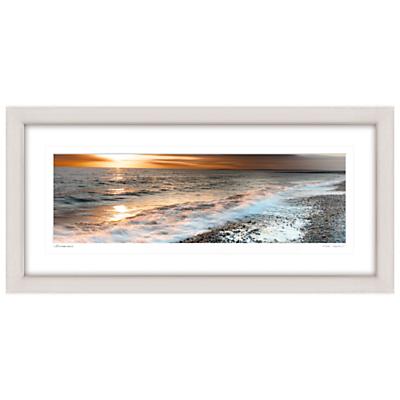 Mike Shepherd - Seascape Framed Print, 52 x 107cm