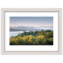 Buy Mike Shepherd - Windermere View Framed Print, 67 x 87cm Online at johnlewis.com