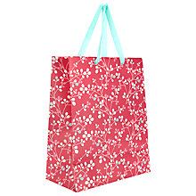 Buy John Lewis Gift Bag, Berry Pink, Medium Online at johnlewis.com