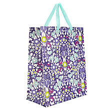 Buy John Lewis Daisy Gift Bag, Multi, Medium Online at johnlewis.com