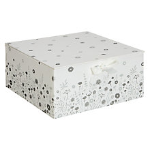 Buy John Lewis Blossom Gift Box, Large Online at johnlewis.com