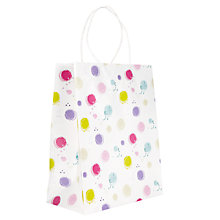 Buy John Lewis Spring Spotted Gift Bag, Multi, Medium Online at johnlewis.com