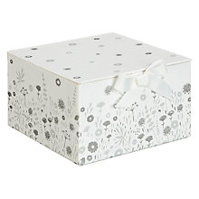 Buy John Lewis Blossom Gift Box, Small Online at johnlewis.com