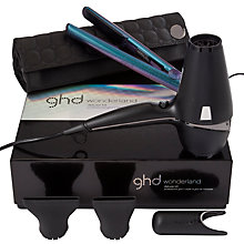Buy ghd Wonderland Deluxe Elite Gift Set Online at johnlewis.com