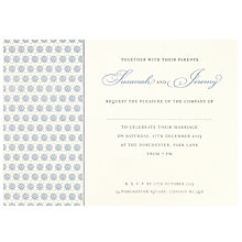 Buy The Letter Press Drayton Evening Invitations, Pack of 60 Online at johnlewis.com