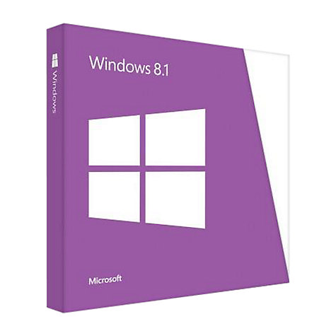 Buy Microsoft Windows 8.1 Upgrade DVD, 32/64-bit Online at johnlewis.com