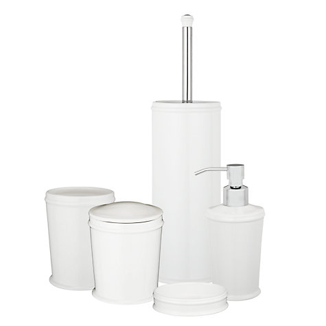 Buy john lewis croft collection skye bathroom accessories for Bathroom design john lewis