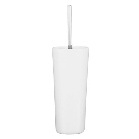 Buy House by John Lewis Mode Toilet Brush and Holder Online at johnlewis.com