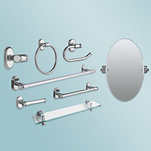 Buy John Lewis Croft Collection Selby Bathroom Fitting Range Online at johnlewis.com