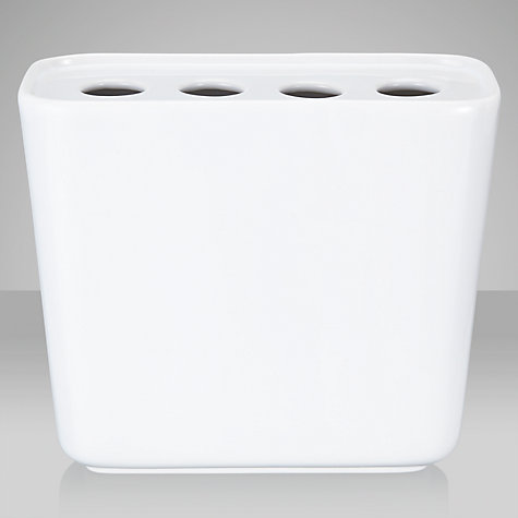 Buy House by John Lewis Mode Toothbrush Holder Online at johnlewis.com