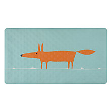 Buy Scion Mr Fox In-Bath Mat Online at johnlewis.com